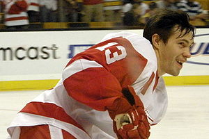 English: Pavel Datsyuk
