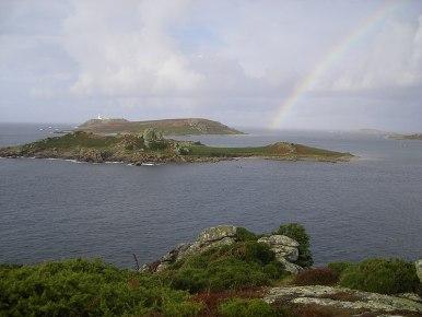 Phare de Round Island (Cornouailles)