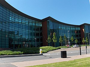 Reading International Business Park. This cres...