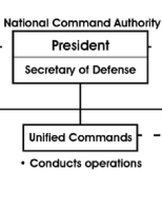 Us national commandg also organizational structure of the united states department defense rh enpedia