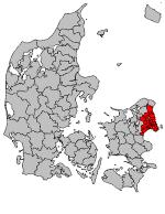 Greater Copenhagen in Denmark