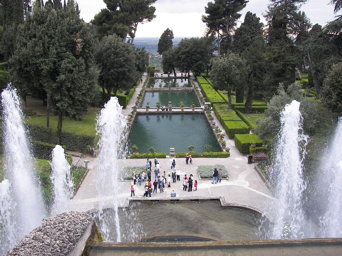 Giardino allitaliana  Wikipedia
