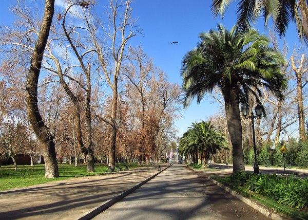 Quinta Normal Park - Wikipedia