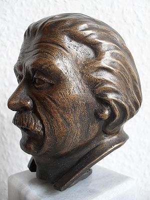 Deutsch: Albert Einstein