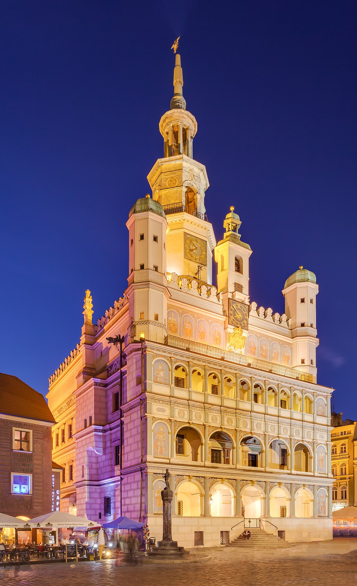 Poznań Town Hall Wikipedia