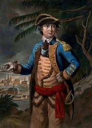 Image of American Revolutionary War General Benedict Arnold