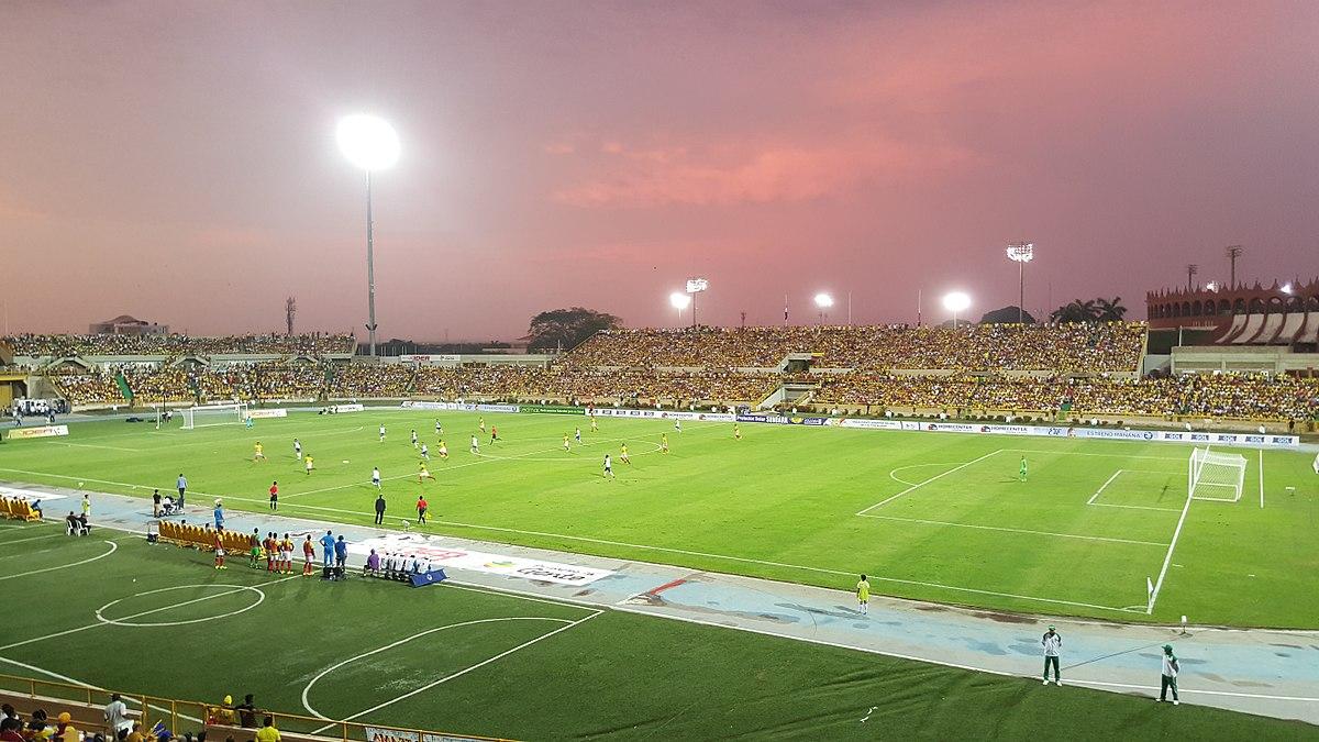 Estadio Olmpico Jaime Morn Len  Wikipedia la