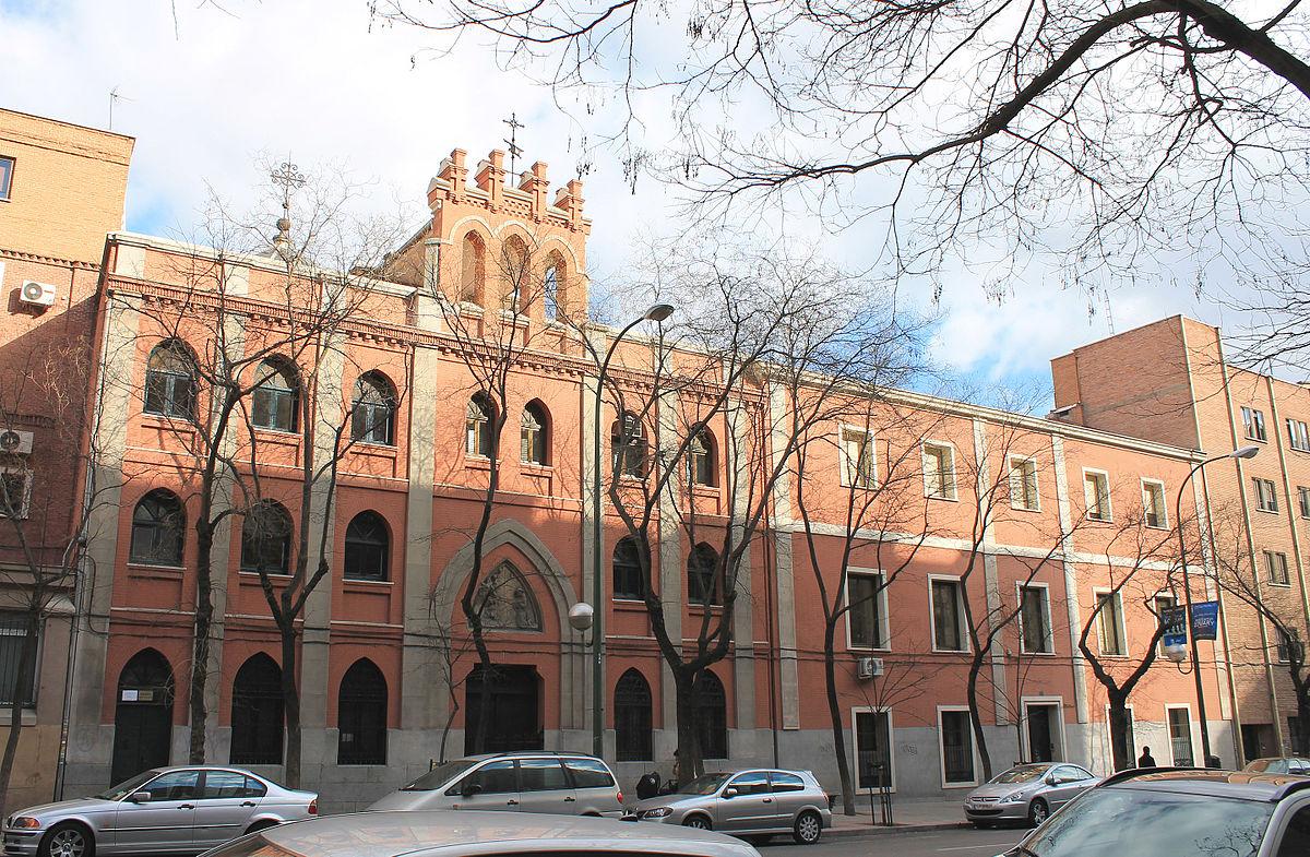 Colegio Divina Pastora  Wikipedia la enciclopedia libre