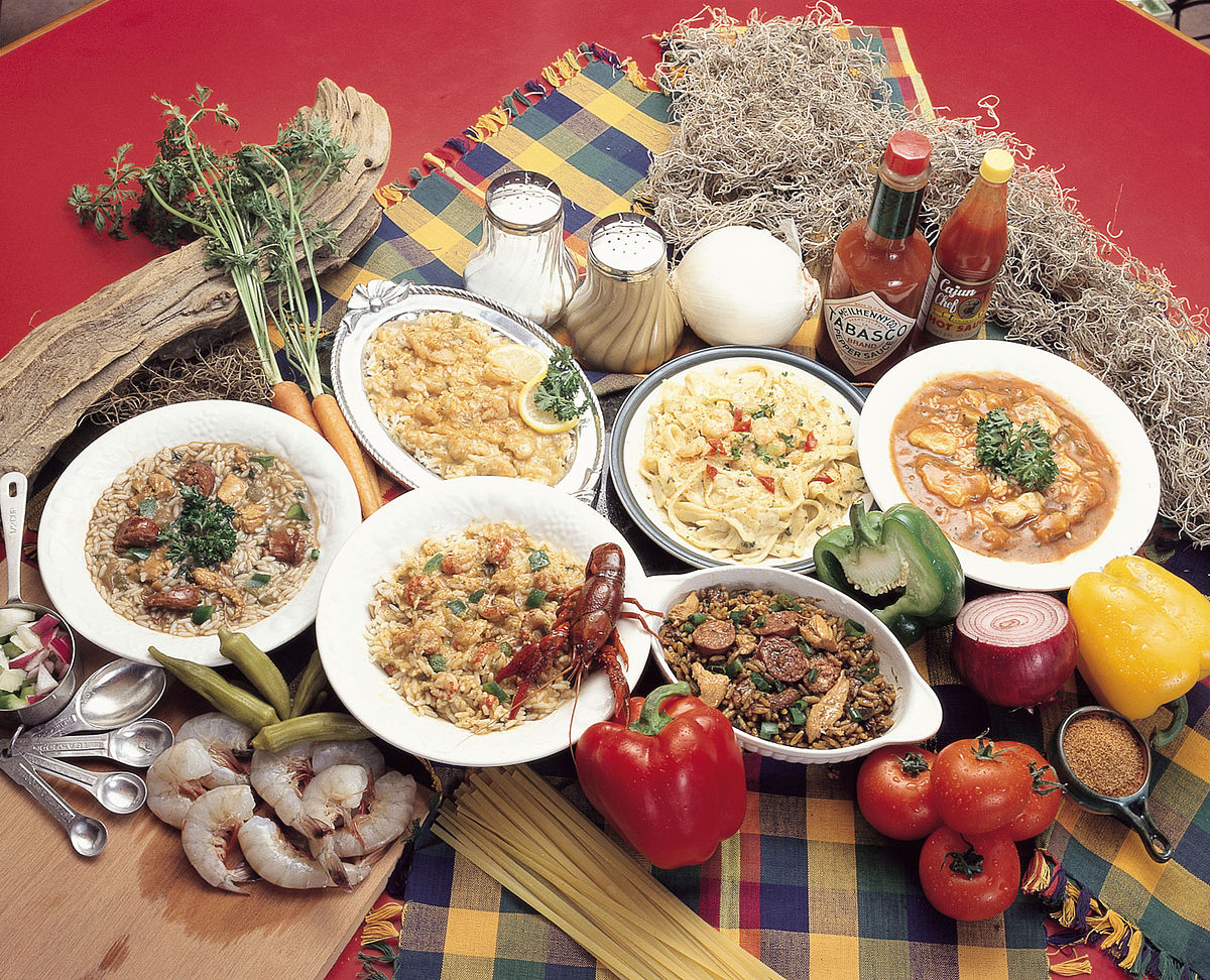 Louisiana Creole cuisine  Wikipedia