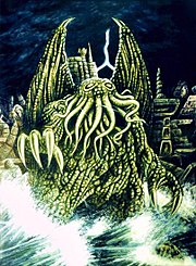 HP Lovecraft's Cthulth
