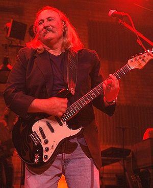 David Crosby performing in 2006