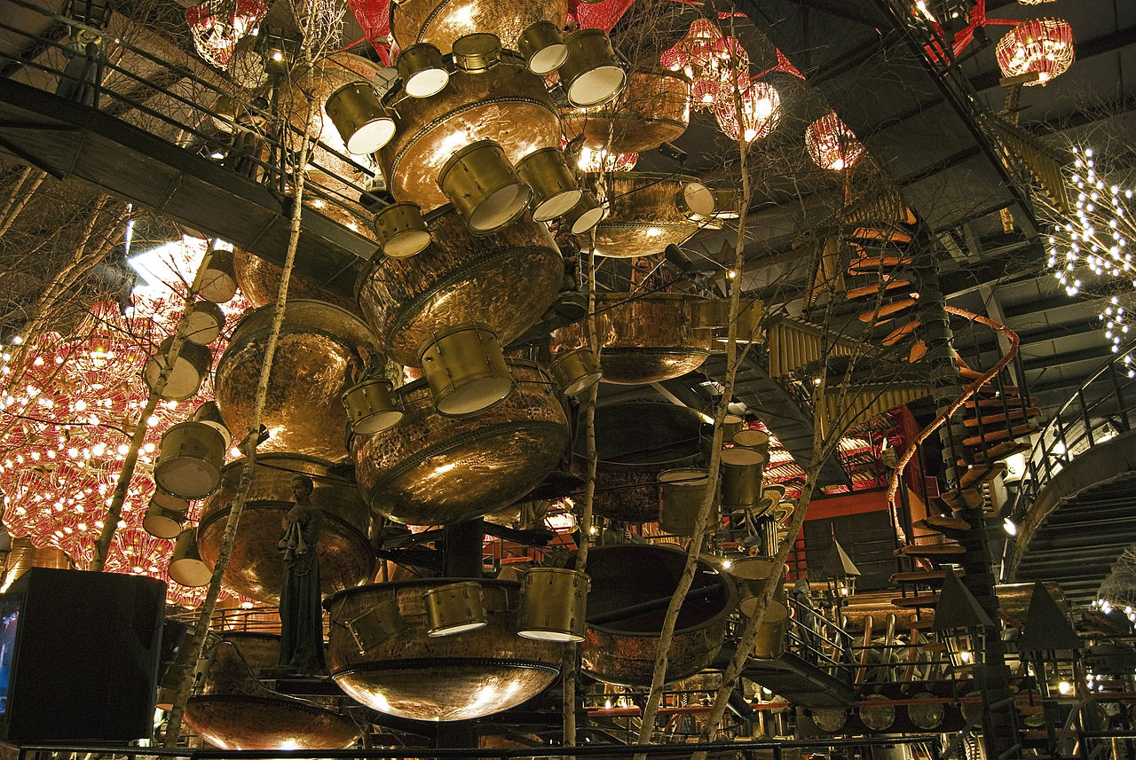 FileDrums  percussions Organ Room House on the Rock