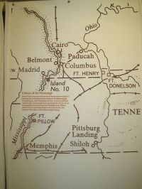 File:Fort Pillow State Park TN 09 museum map Defense of ...
