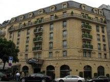 Le Fouquet's Barriere Hotel Paris