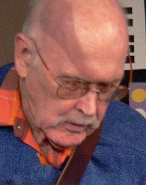 Jim Hall playing at a seminar in Dayton, Ohio ...