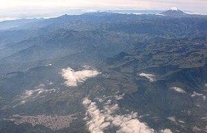 Español: Vista de la ciudad del Libano, Tolima...