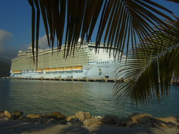 Oasis of the Seas Labadee Haiti