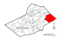 West Penn Township, Schuylkill County, Pennsylvania