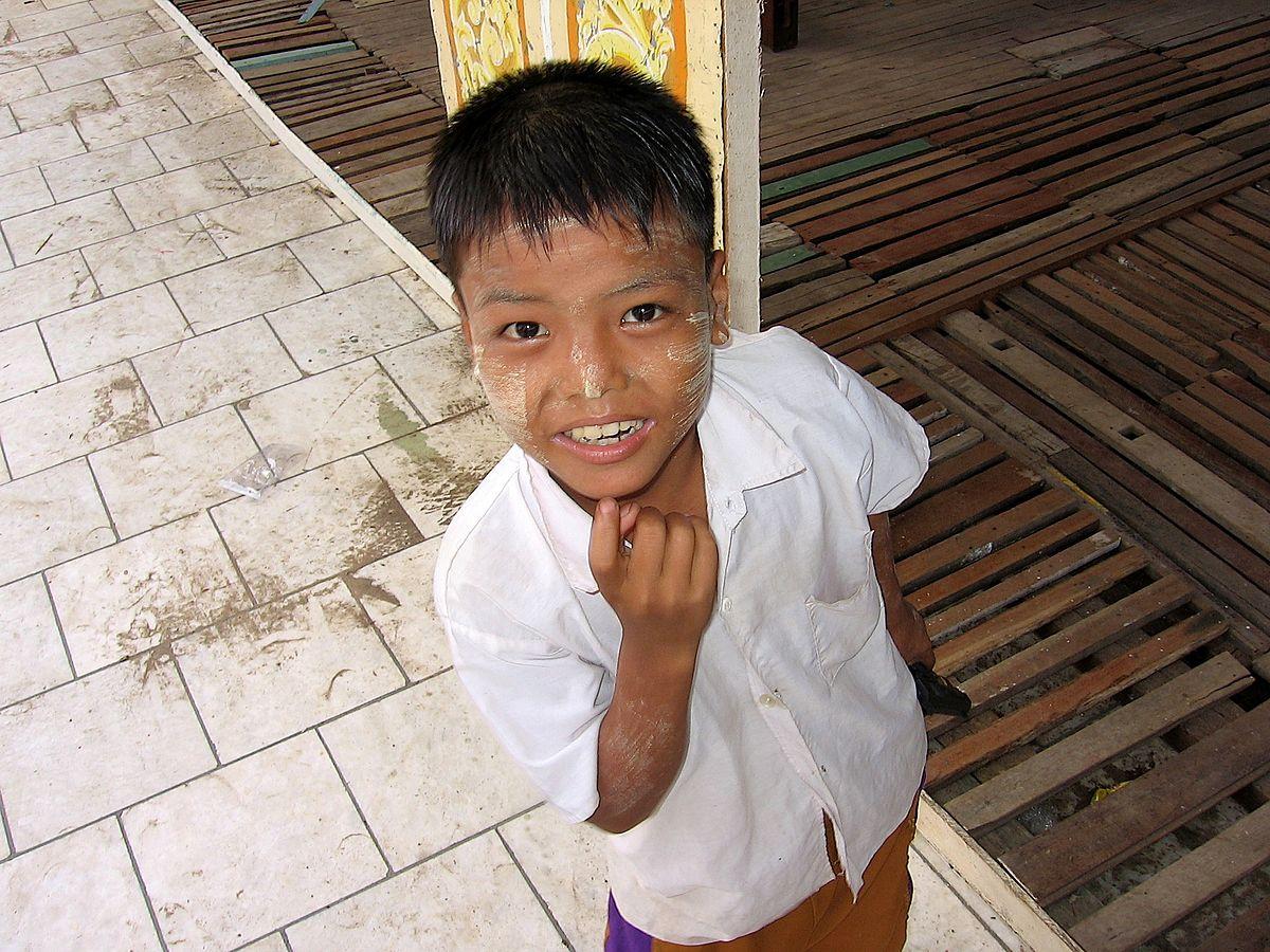 Thanaka  Wikipedia la enciclopedia libre