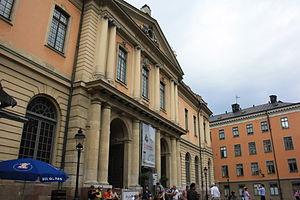 Français : Le musée Nobel (Nobel Museet) à Sto...