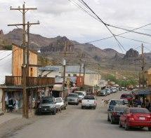 AZ Oatman Route 66