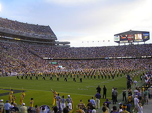 Tiger Stadium, Louisiana State Univerisity