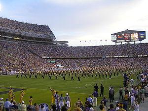 Tiger Stadium, Louisiana State Univerisity