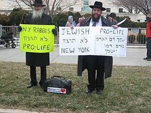 Pro-Life Rabbi