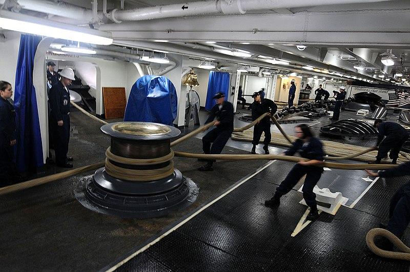 FileUS Navy 090914N9928E197 Deck department Sailors