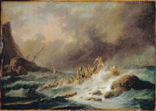 Claude Joseph Vernet Shipwreck