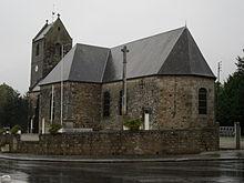 église chérencé le roussel GR22