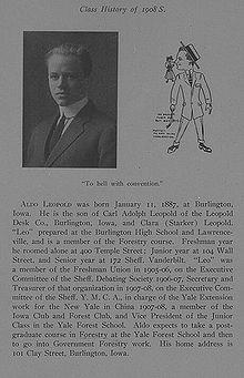 Aldo Leopold Wikiquote
