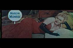 Marilyn en Bus Stop