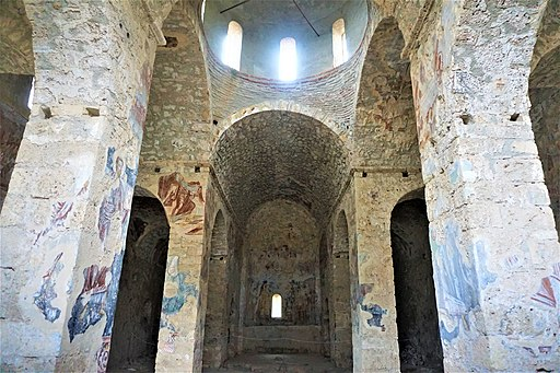 Church of Saint Nicholas at Mystras