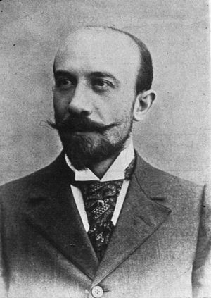 English: Georges Méliès (1861-1938), French fi...