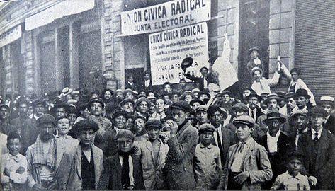 Elecciones presidenciales de Argentina de 1916  Wikipedia