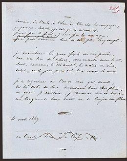 Demain Des L'aube Victor Hugo : demain, l'aube, victor, Demain,, L'aube…, Wikipédia