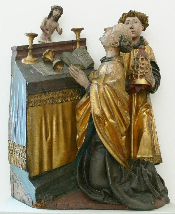 Mass Of Saint Gregory - Wikipedia
