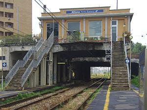 Milano Porta Romana railway station  Wikipedia