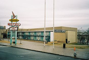 English: National Civil Rights Museum in Memph...