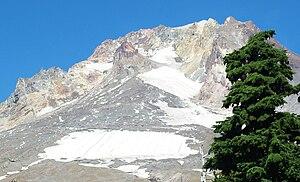 Mount Hood in Oregon, USA.