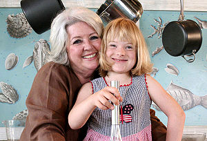English: Image of Paula Deen taken as part of ...