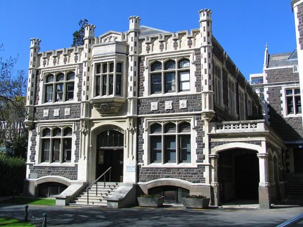File University Of Otago Marama Hall Dunedin