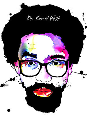 English: Dr. Cornel West: Collector