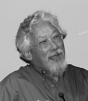 Deutsch: David Suzuki. English: Suzuki in 2006...