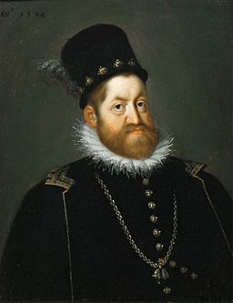 Portrait of Rudolf II