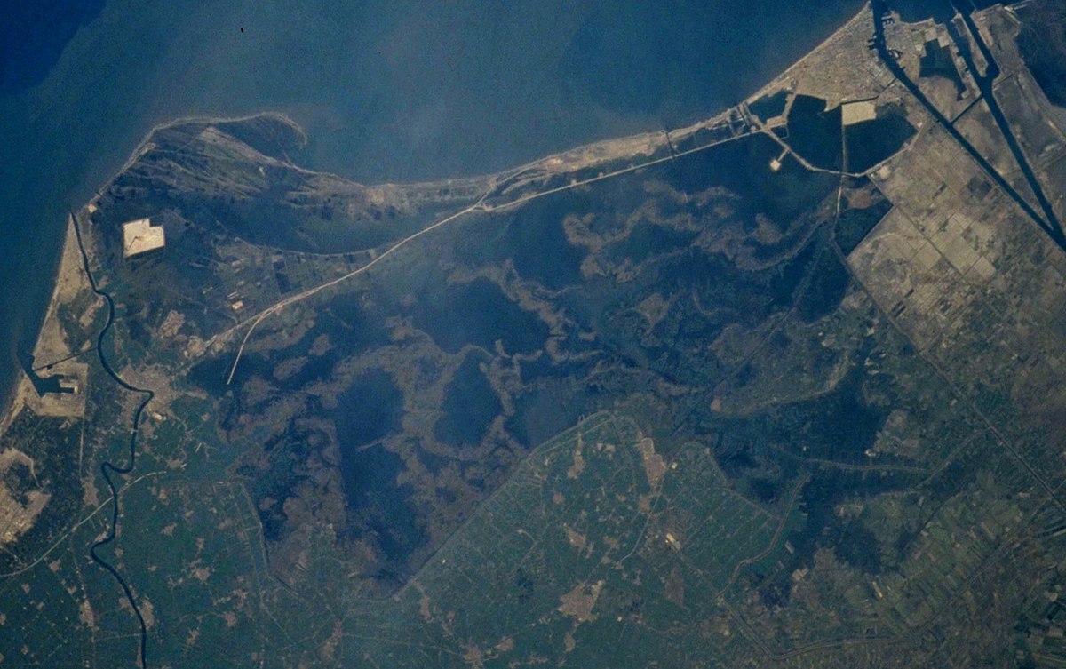 Lake Manzala Wikipedia