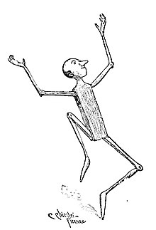 Arti Corner Kick : corner, Pinocchio, Wikipedia