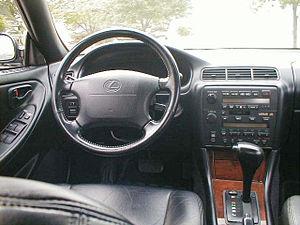 English: Lexus ES 2nd gen