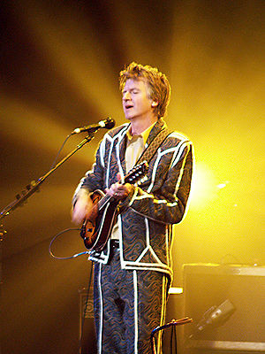 Neil Finn from Split Enz, 13th June 2006, Rod ...